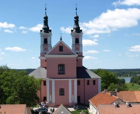 Klasztor Kamedulow